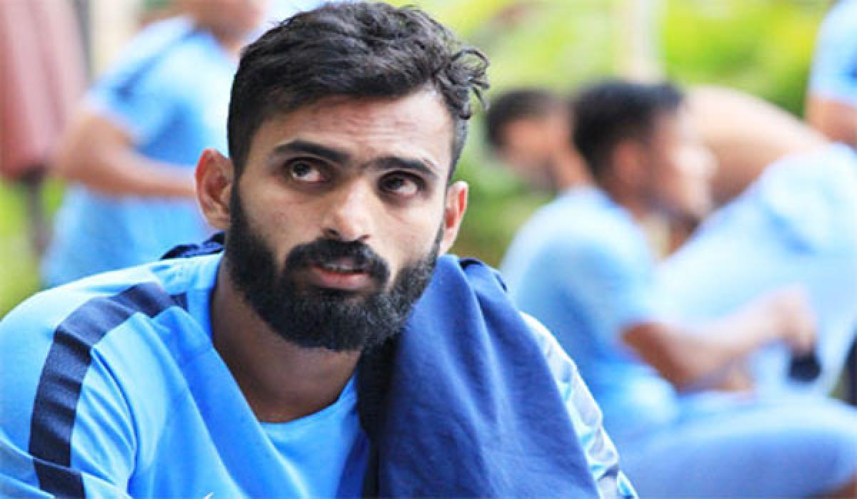 Indian footballer CK Vineeth gets State backing