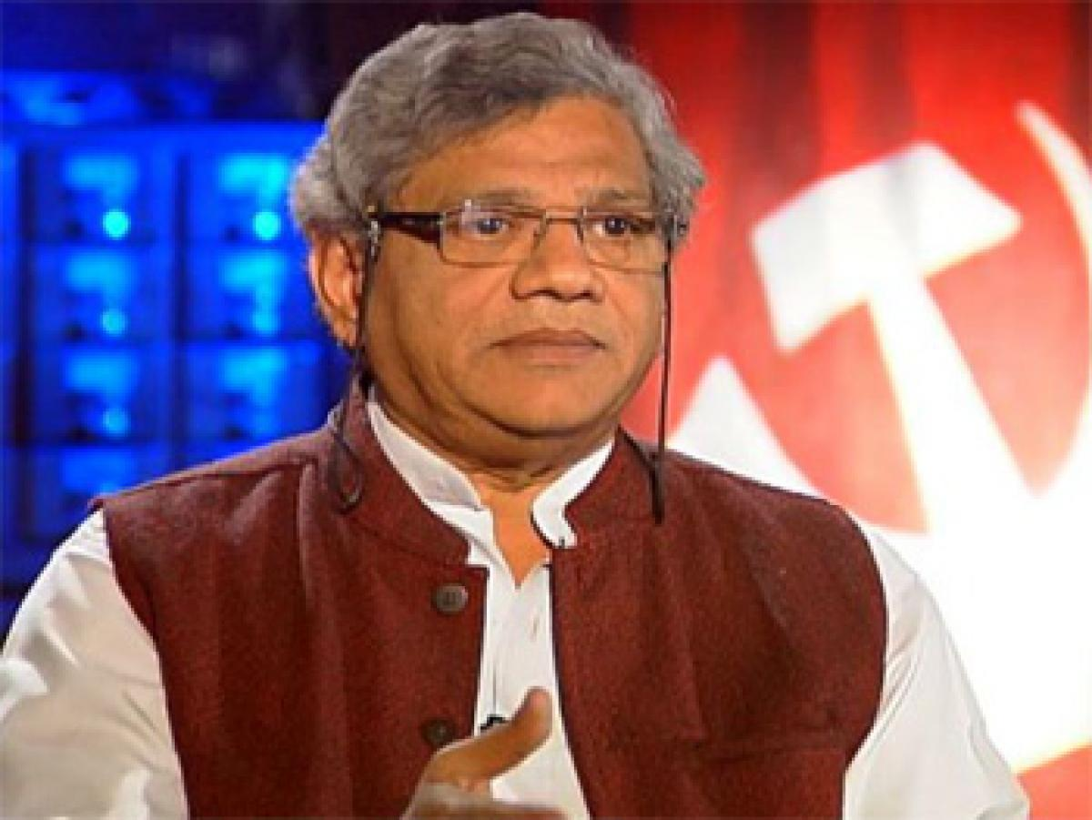 Release UoH students immediately: Yechury
