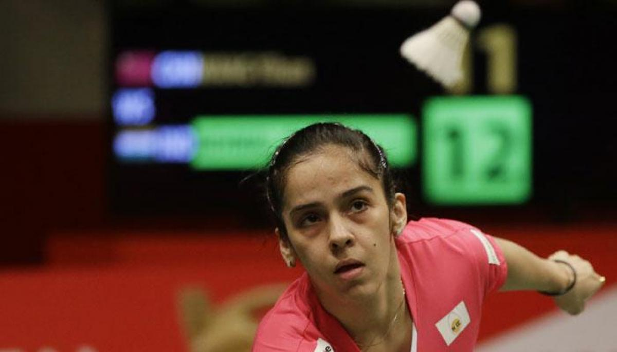 Sindhu advances, Saina bows out of Badminton Asia Championships