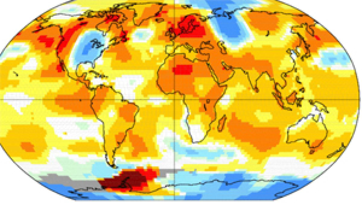 Its official: 2014 was Earths hottest year on record