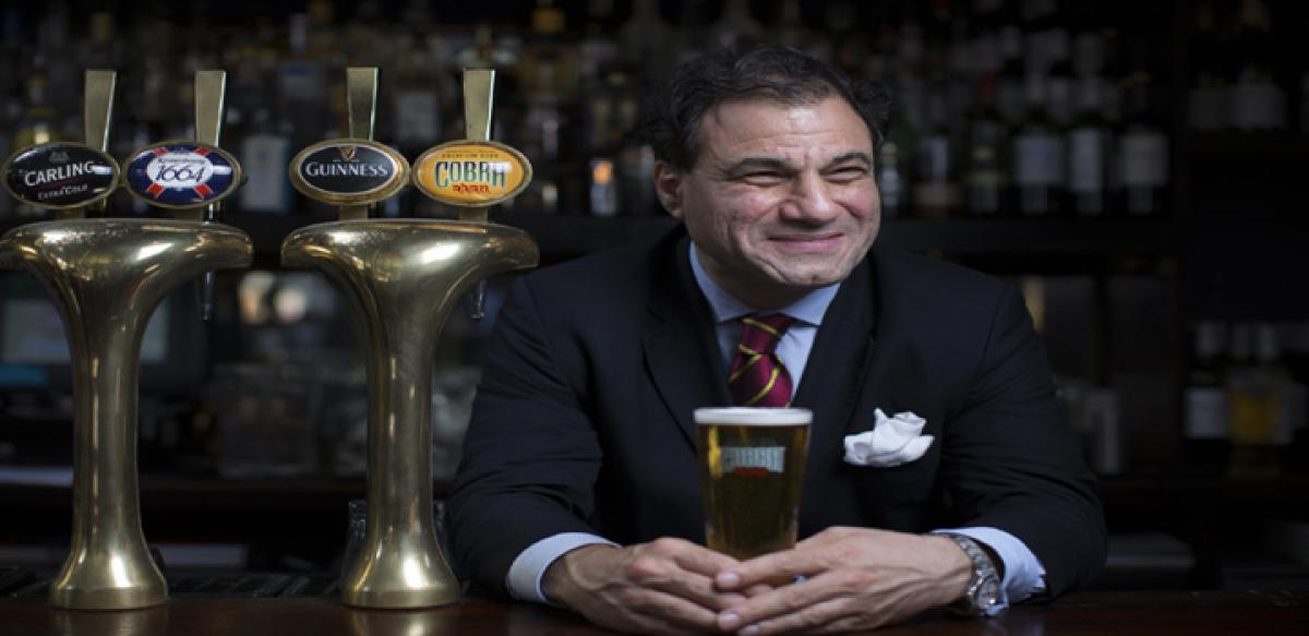 Cobra beer founder heads Cambridge B School panel