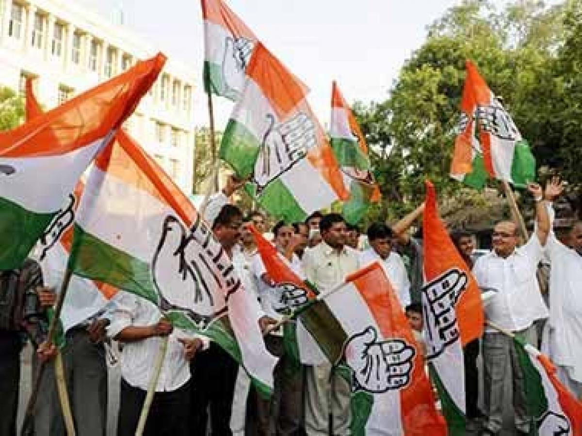 Congress candidate arrested over scuffle with Congress