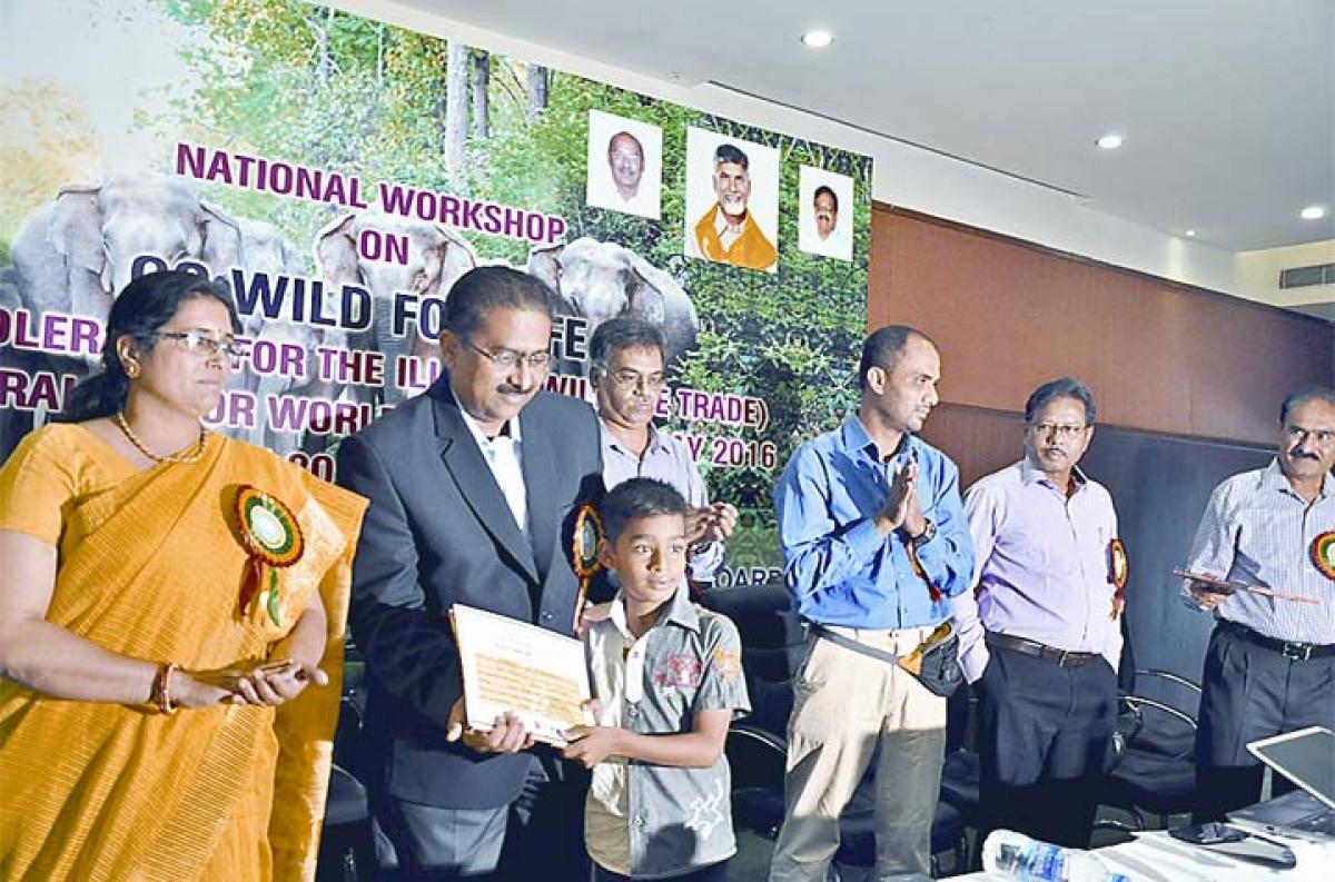 Environment protection stressed