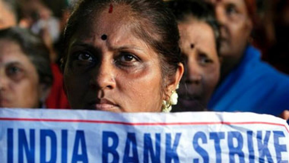 Bankers to strike work on Jan 8