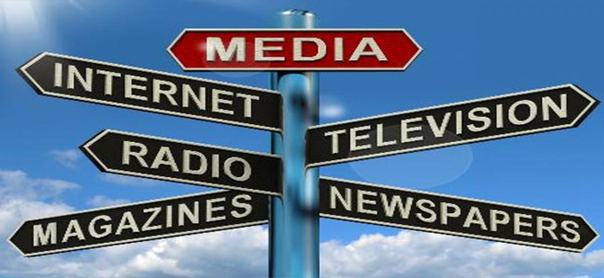 Media playing vital role in government schemes implementation