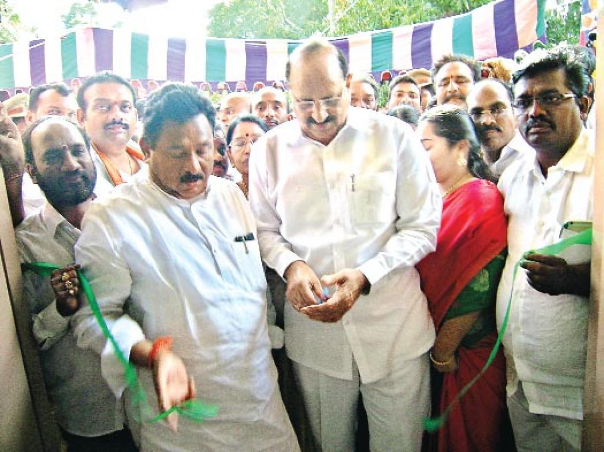 Primary Health Centre opened
