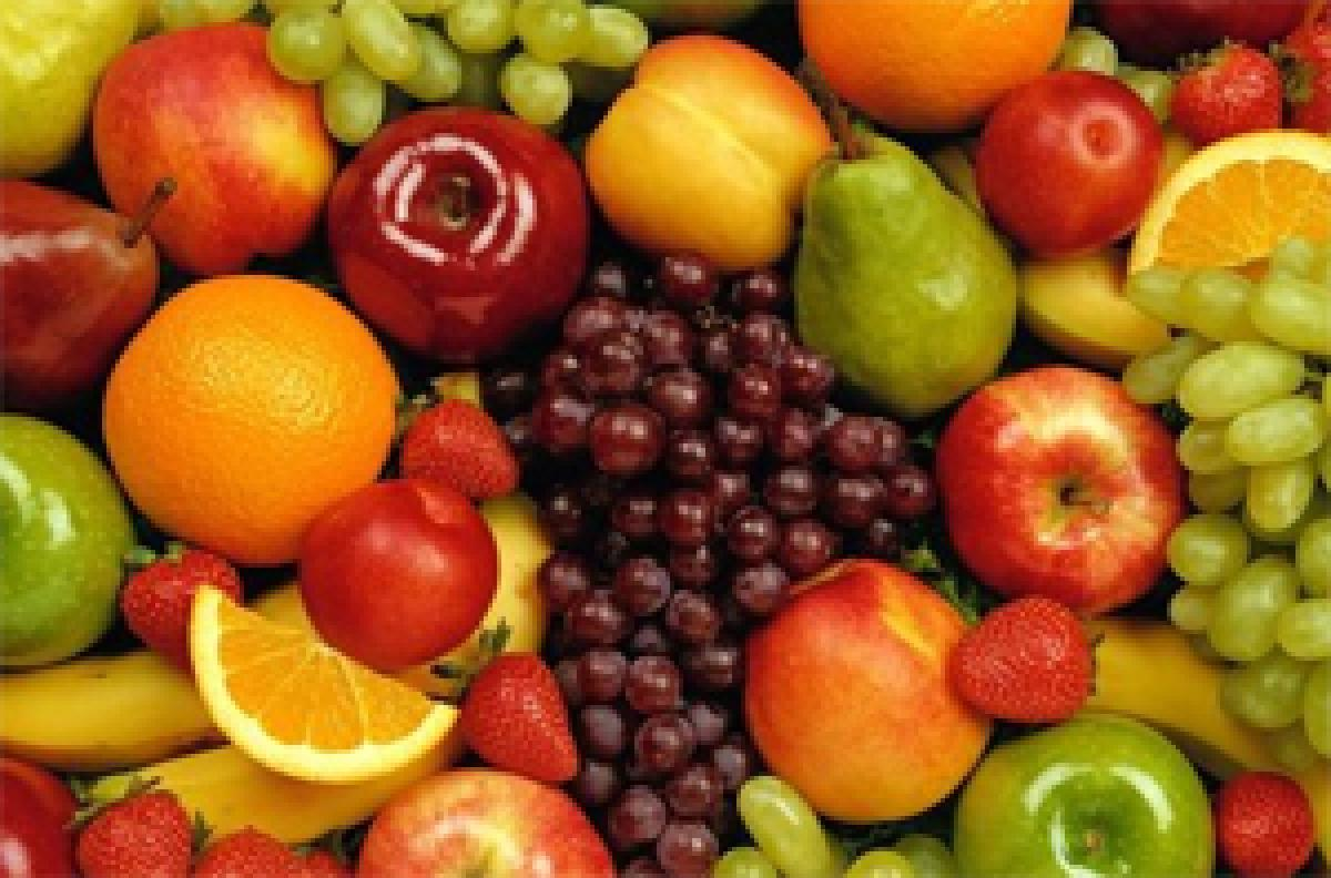 UV light can make fruits germ-free