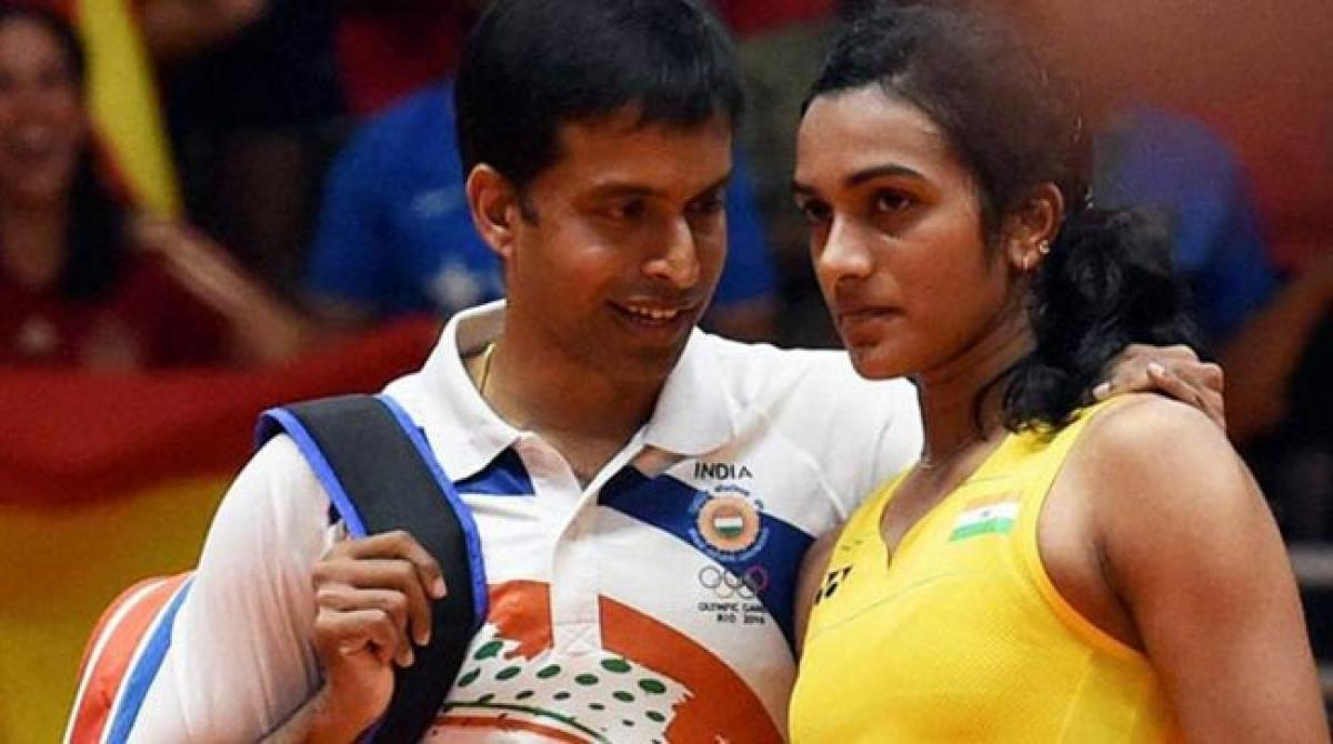 Gopichand spotted talent in Sindhu when she started training at the academy