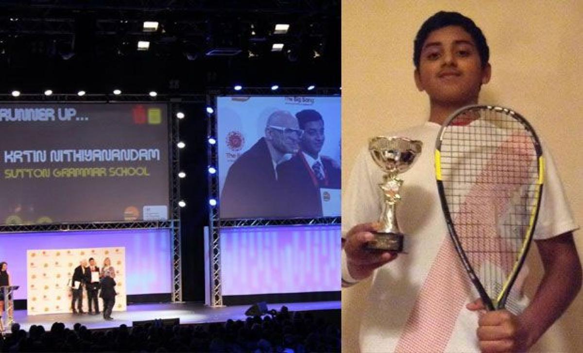 Indian-origin schoolboy develops new Alzheimer