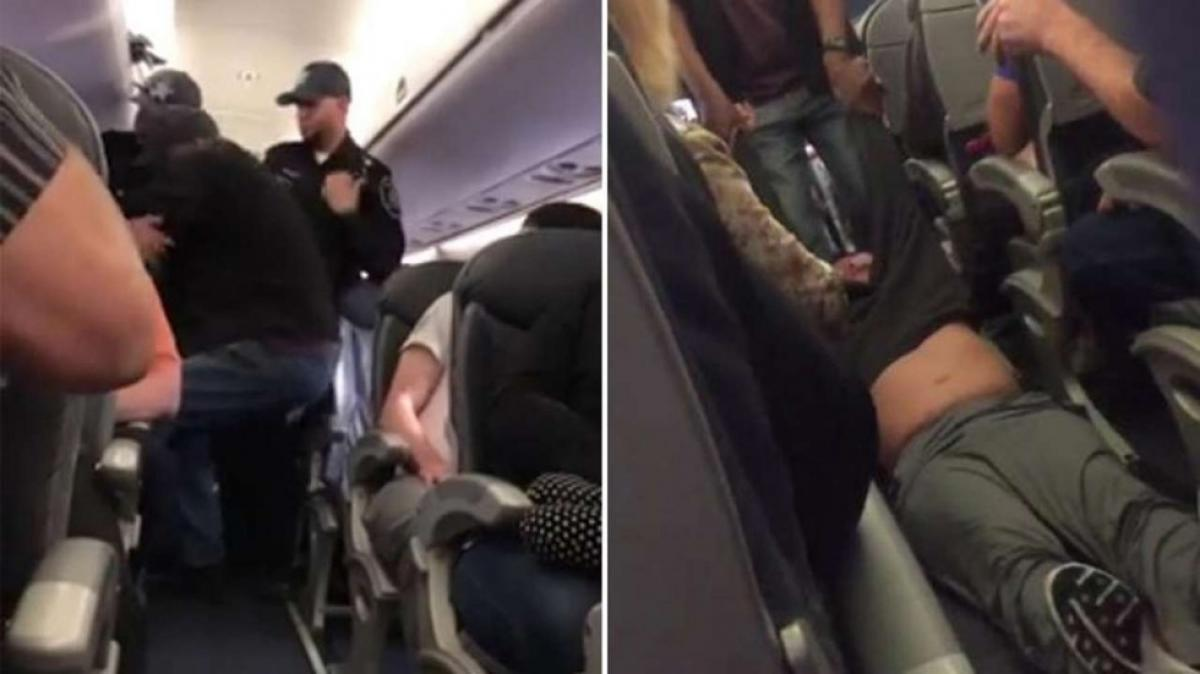 United Airlines apologises after Asian doctor forcibly dragged off flight