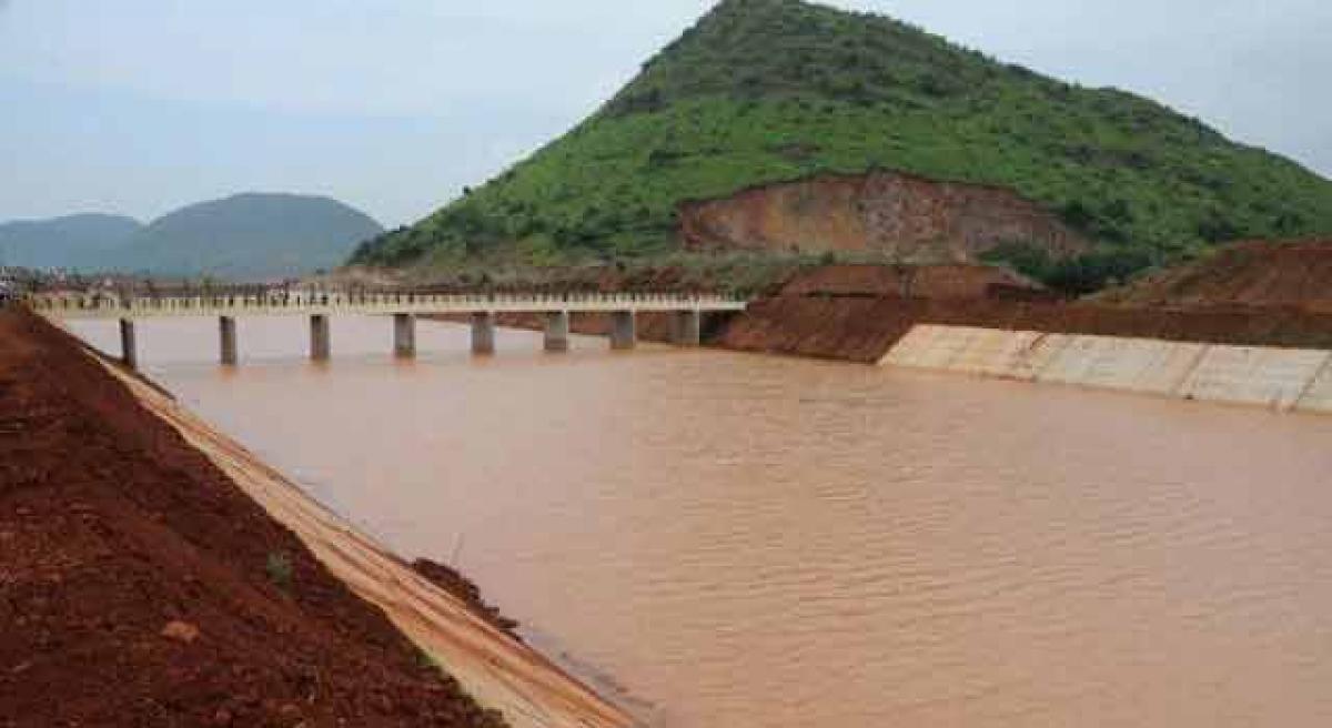 Polavaram project gains momentum