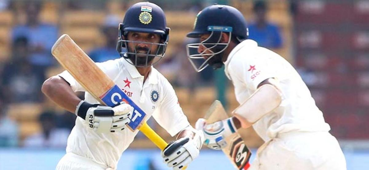 Will be gold if Pujara, Rahane can add 100 more, says Rahul