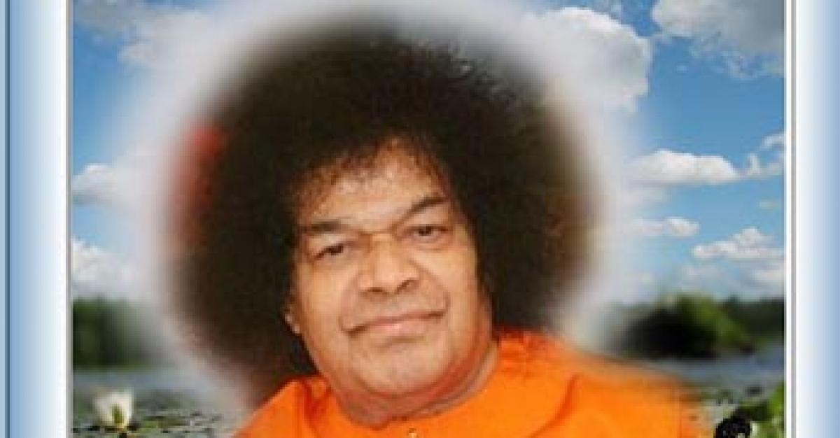 Sathya Sai Baba reborn in Mandya?