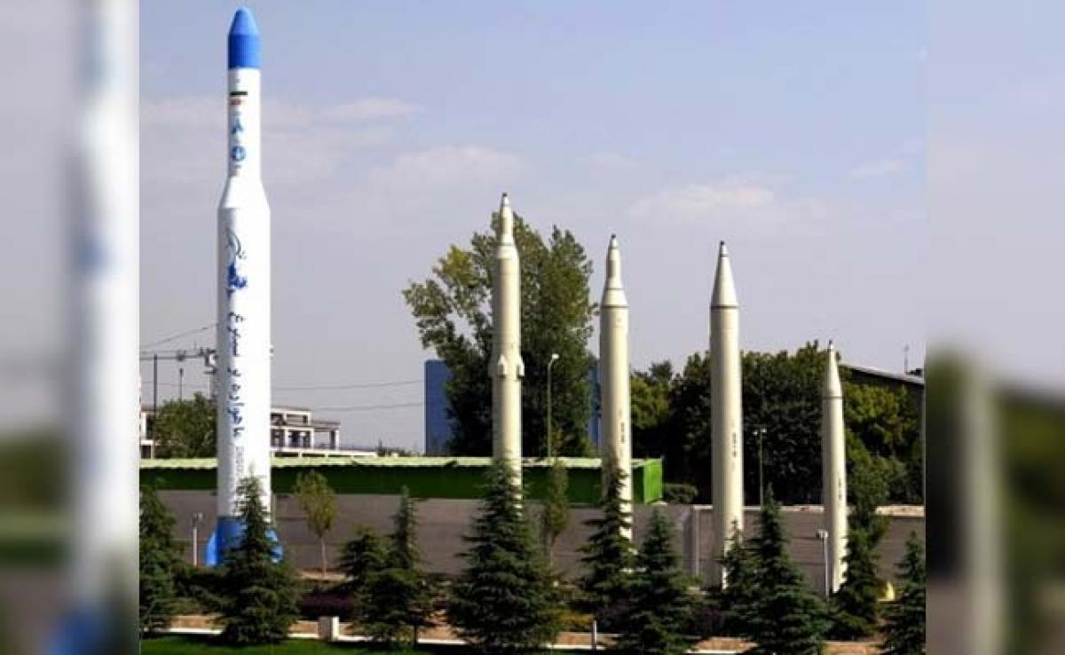 Iran S-300 Air Defence System