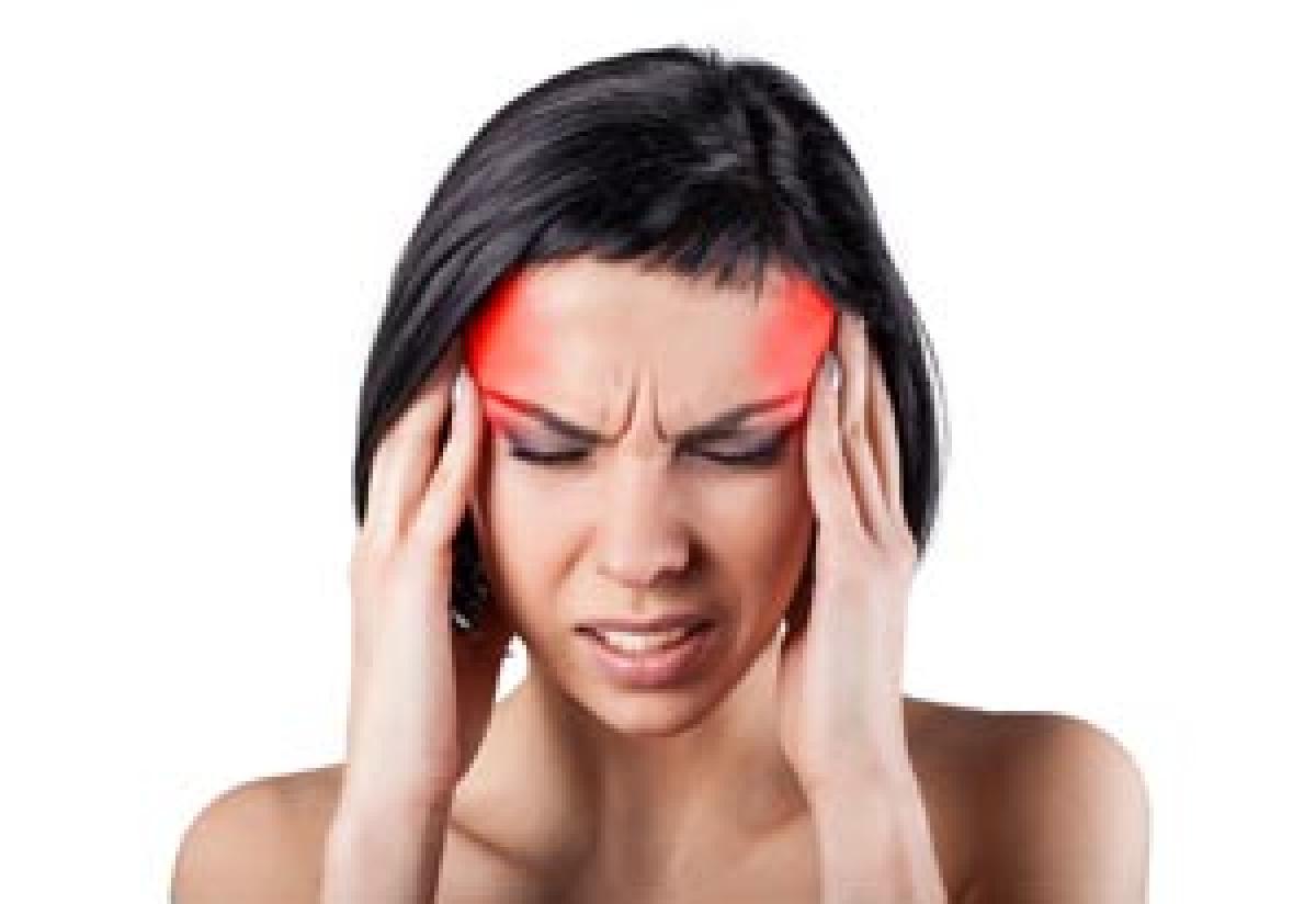 Vitamin deficiencies may up migraines