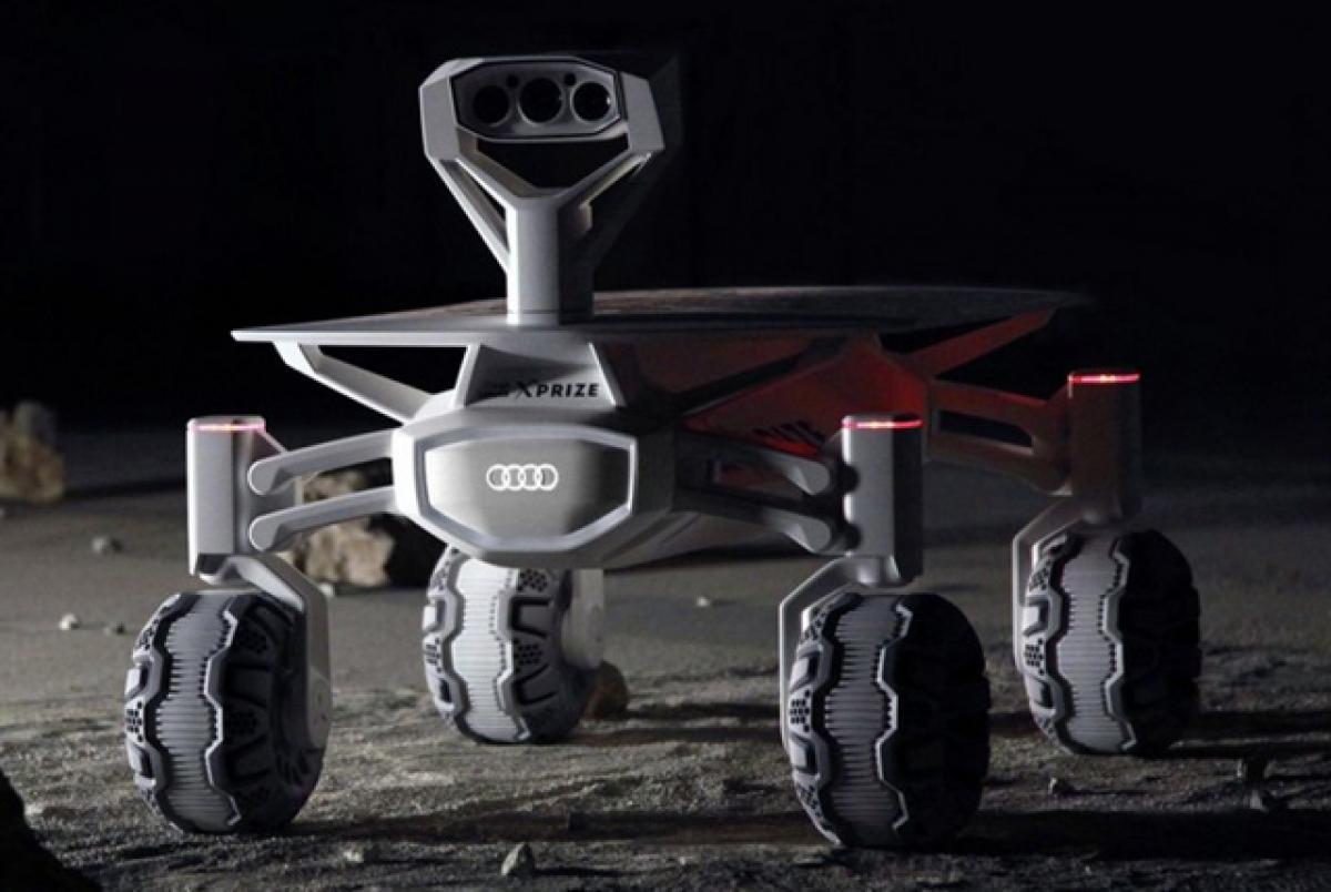 Audis Quattro tech to be taken to the moon