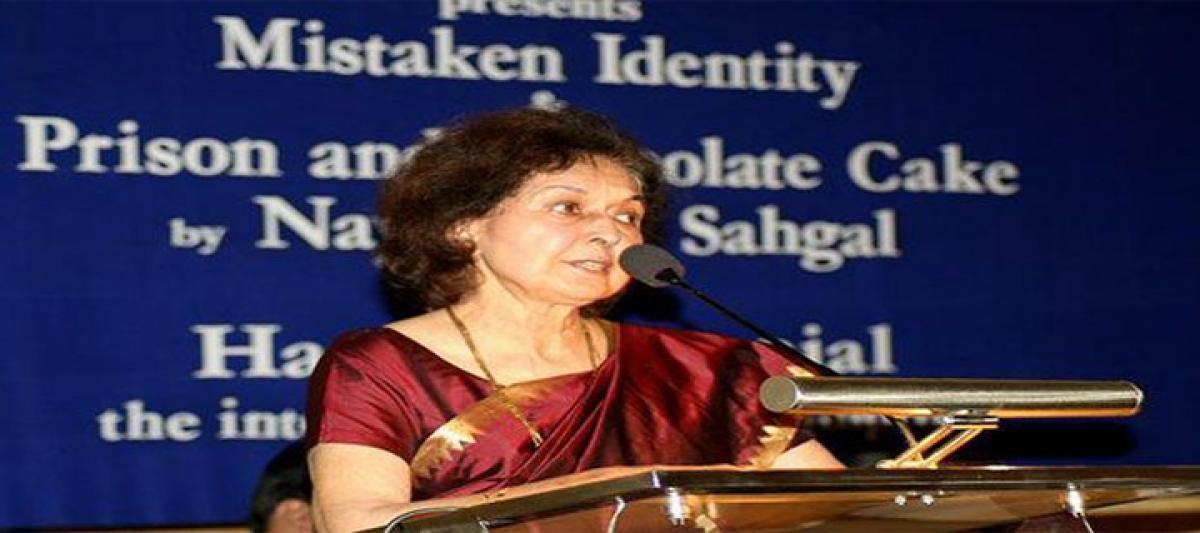 21 writers have given up Sahitya awards
