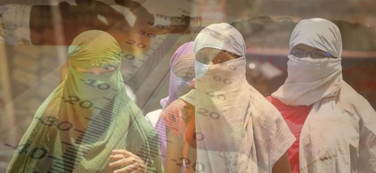Telangana: Adilabad sizzles at 45.1 degrees Celsius