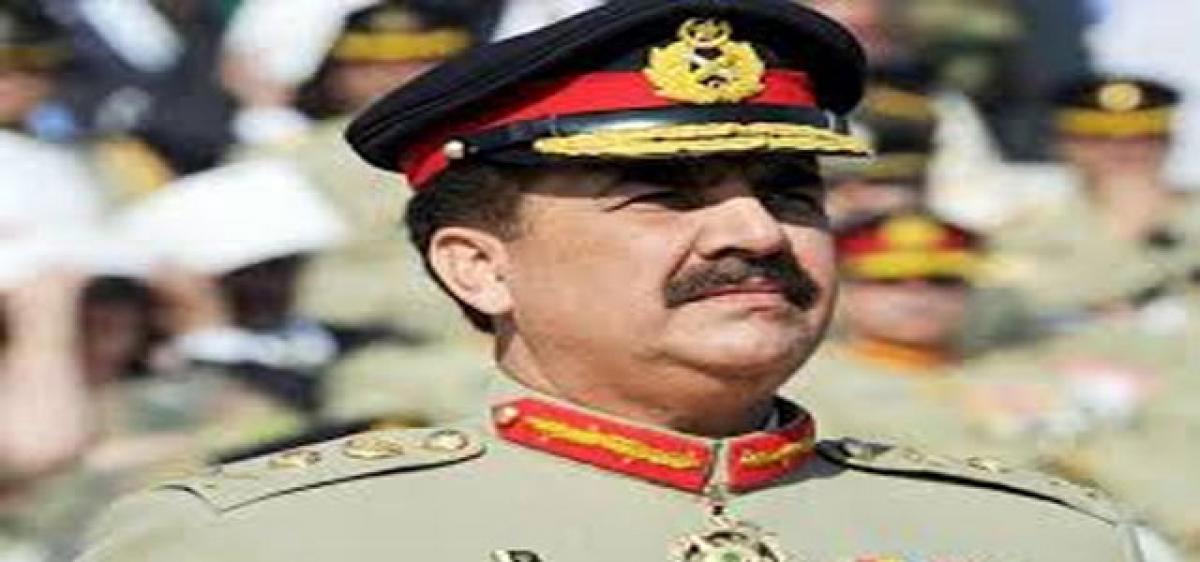 Raheel joins Saudi-led military coalition
