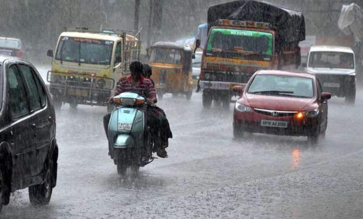 Met predicts good rainfall in coastal AP, TS