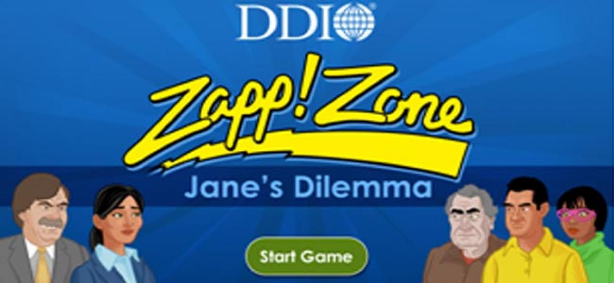 New DDI Video Game Helps Leaders Refine Interpersonal Skills