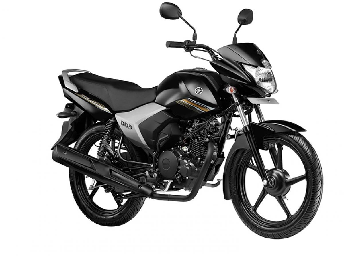 Yamaha launches new variant of Saluto bike at Rs 54,500 in India