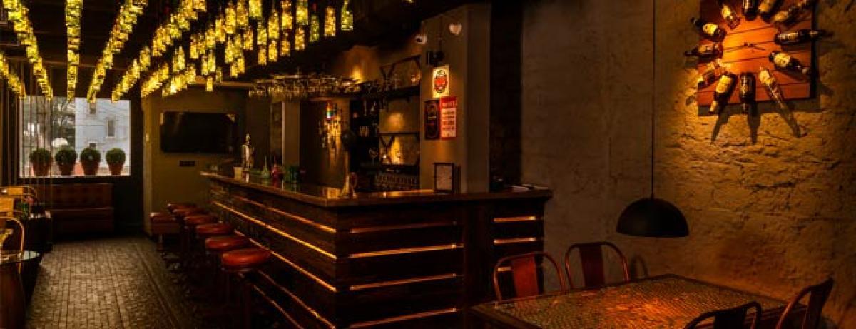 Restaurant Review: Jugaad Bar and Cafe Delhi