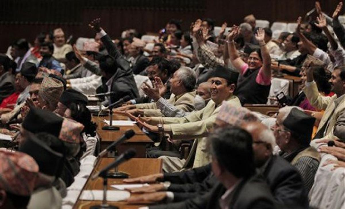 Nepal at crossroads after new constitution is adopted