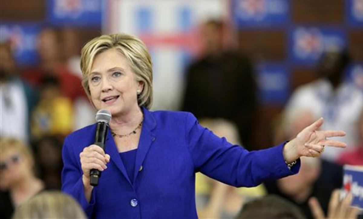 NRIs in US shun Hillary Clinton post election row