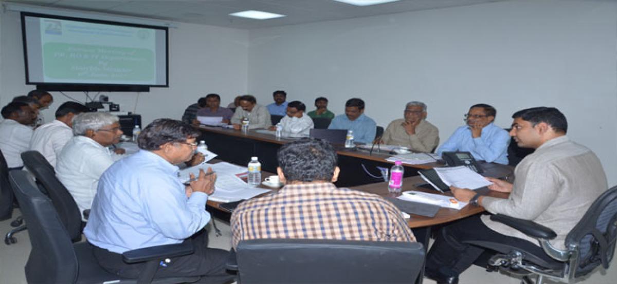 Nara Lokesh tells officials to ensure safe water supply