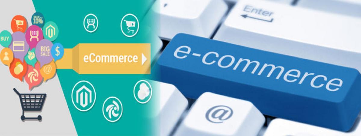 Big wave in e-commerce: Small merchants go hi-tech