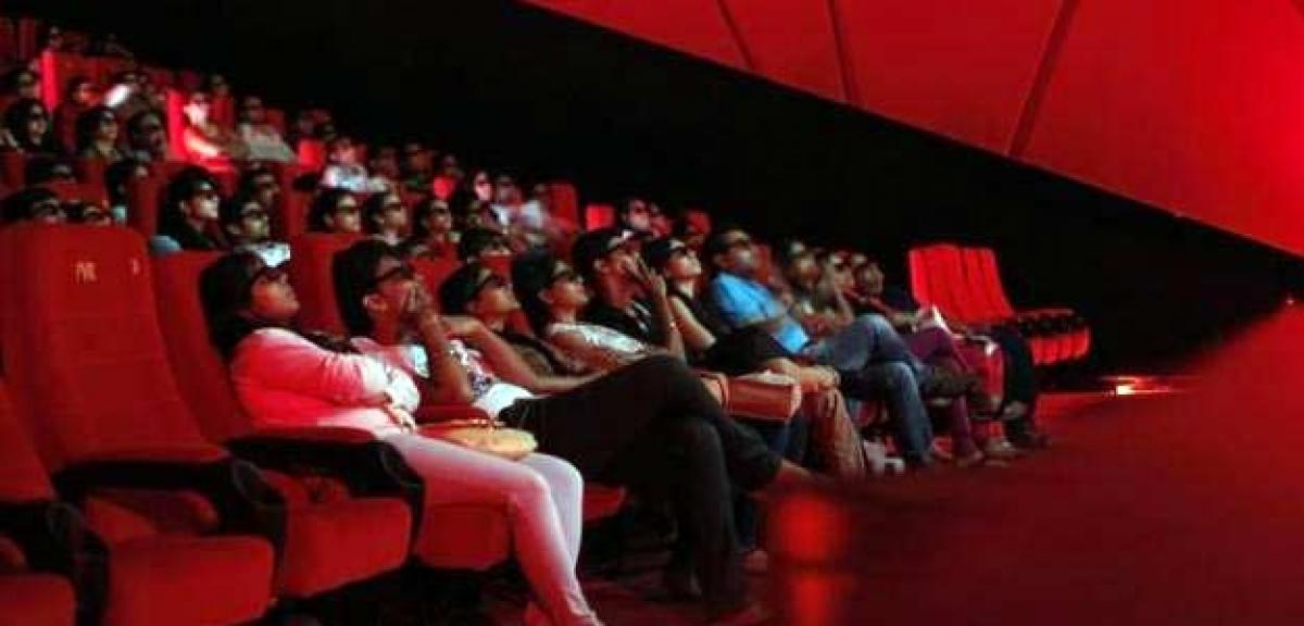 Revised movie ticket prices into effect from today