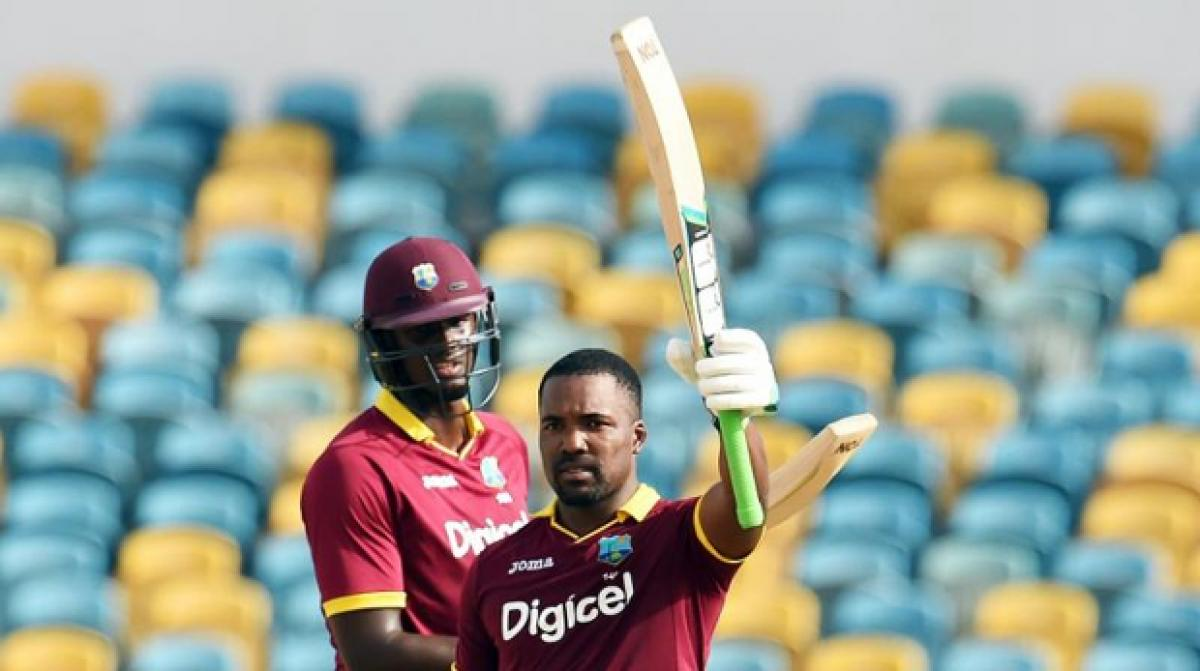West Indies topple South Africa, face Australia in final