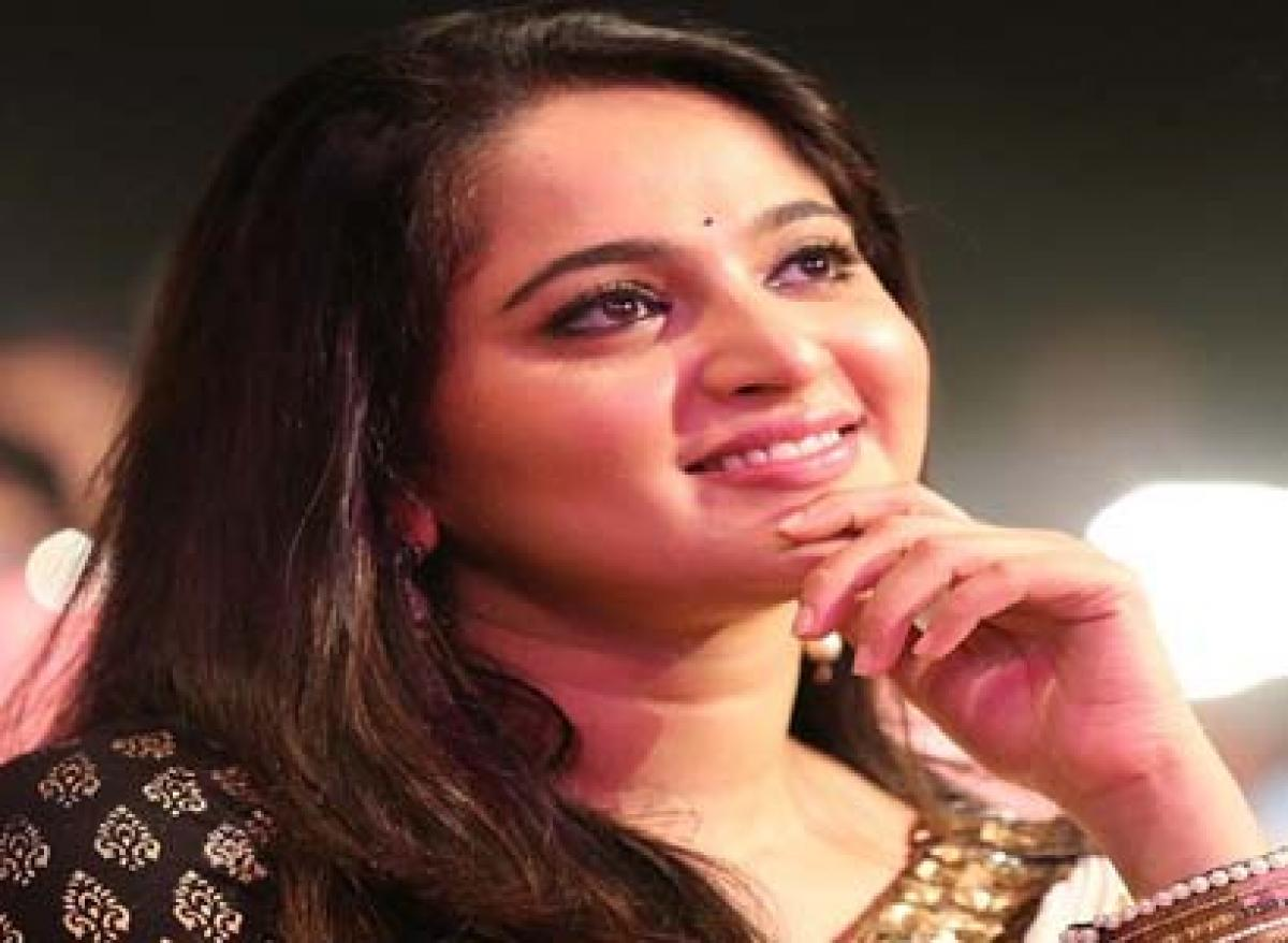 Anushka plays the central role in Baahubali -2