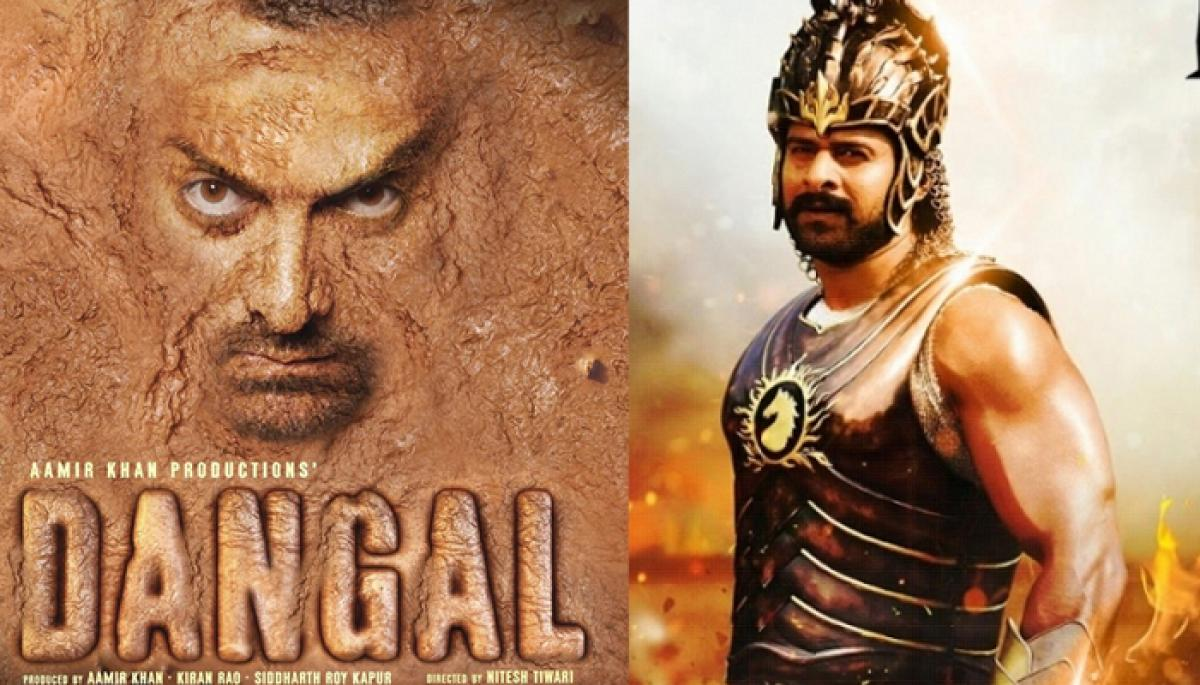 Aamir Khans Dangal China release competing with Prabhas-Rajamoulis Rs. 1000 Cr record