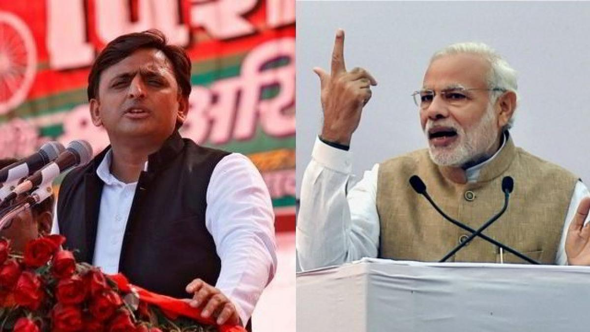 Akhilesh has destroyed UP: Modi