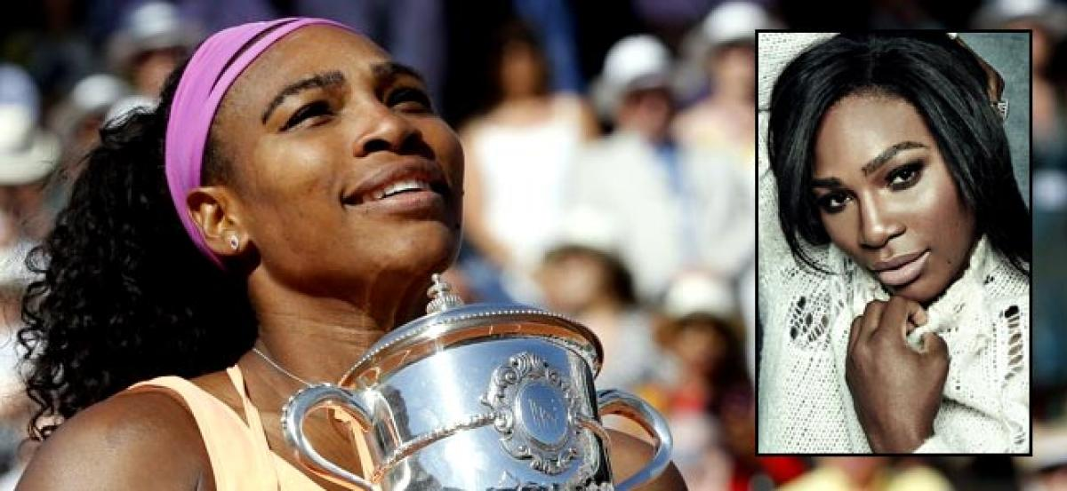 Fashion label more hard work than tennis for Serena Williams?