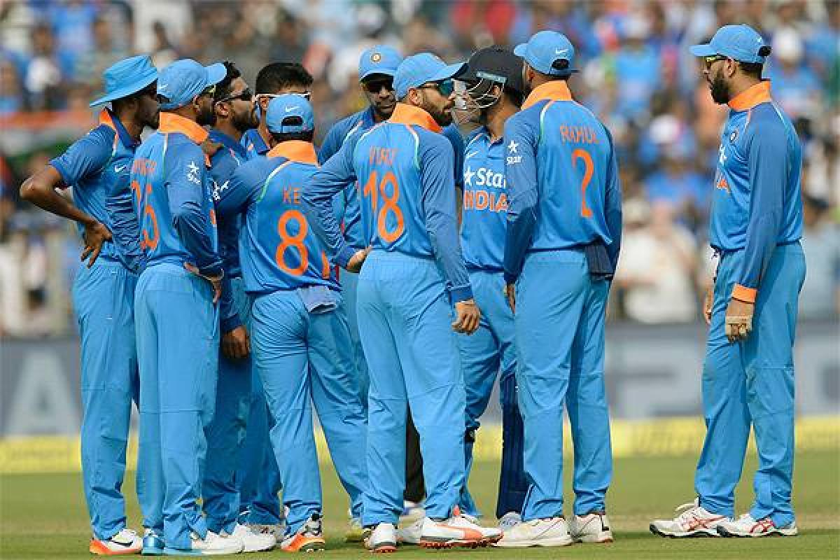 India post 147-7 against England in first T20I