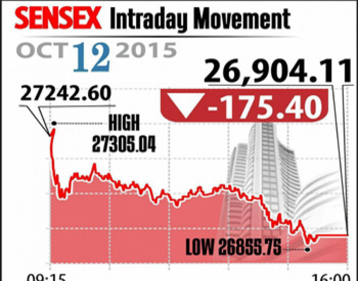 Infosys drags markets down