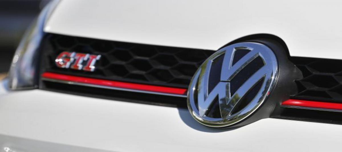 Volkswagen sales in EU rise in September despite emissions scandal