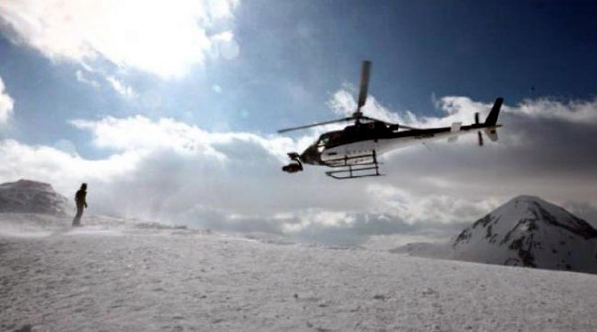 Ajay Devgn shoots Shivaay at Balkan mountains