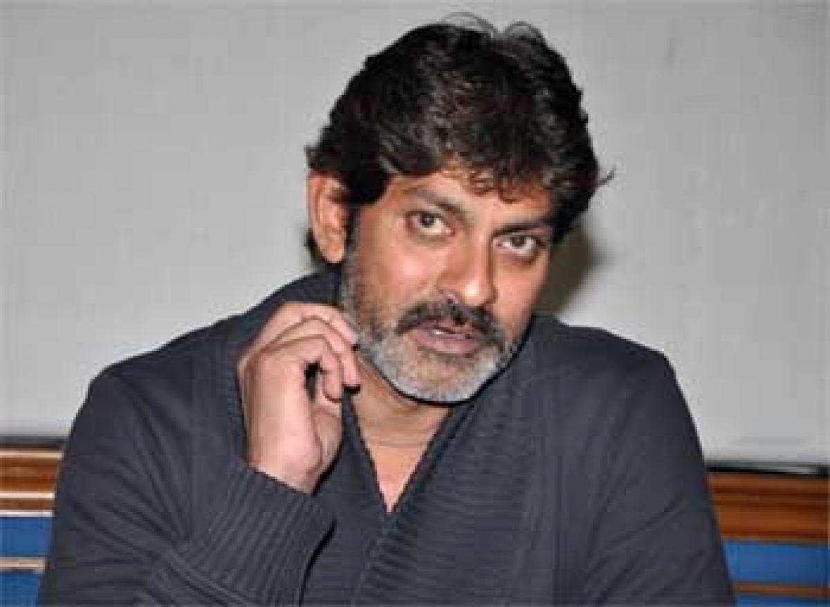 Jagapathi Babu to play the baddie in Tamil movie