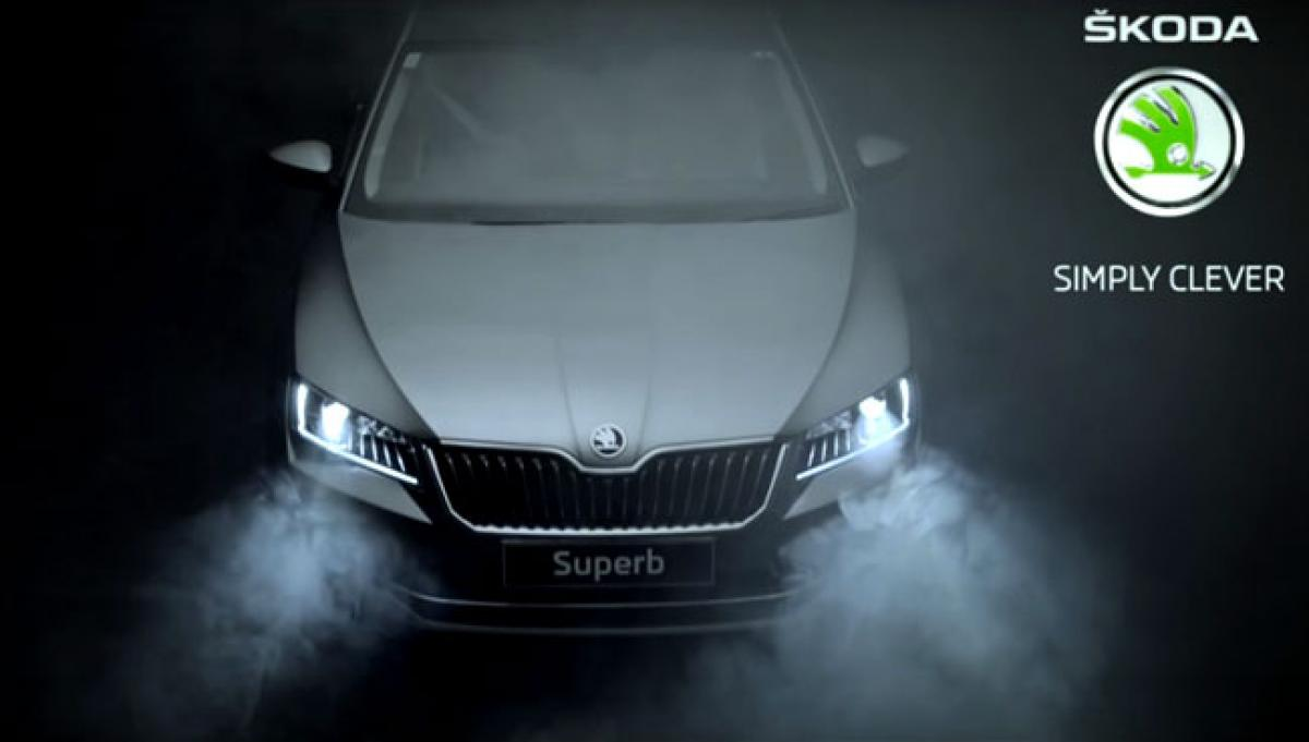 Will Skoda Superb be the envy of other luxury cars?
