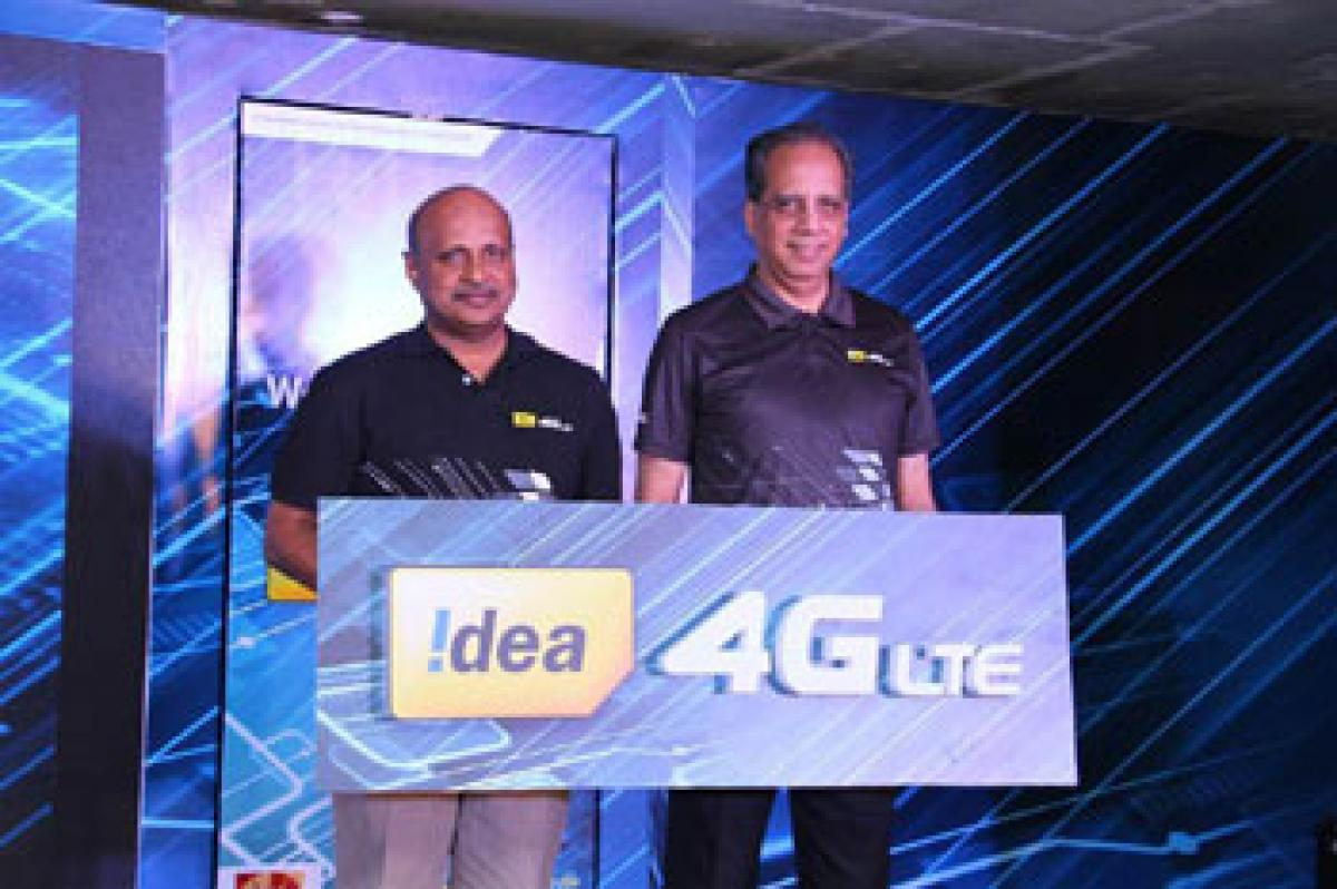 Idea to roll out 4G services in 84 towns in AP, TS