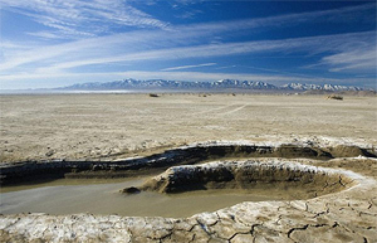 The first spark that triggered life of Earth was drying puddle