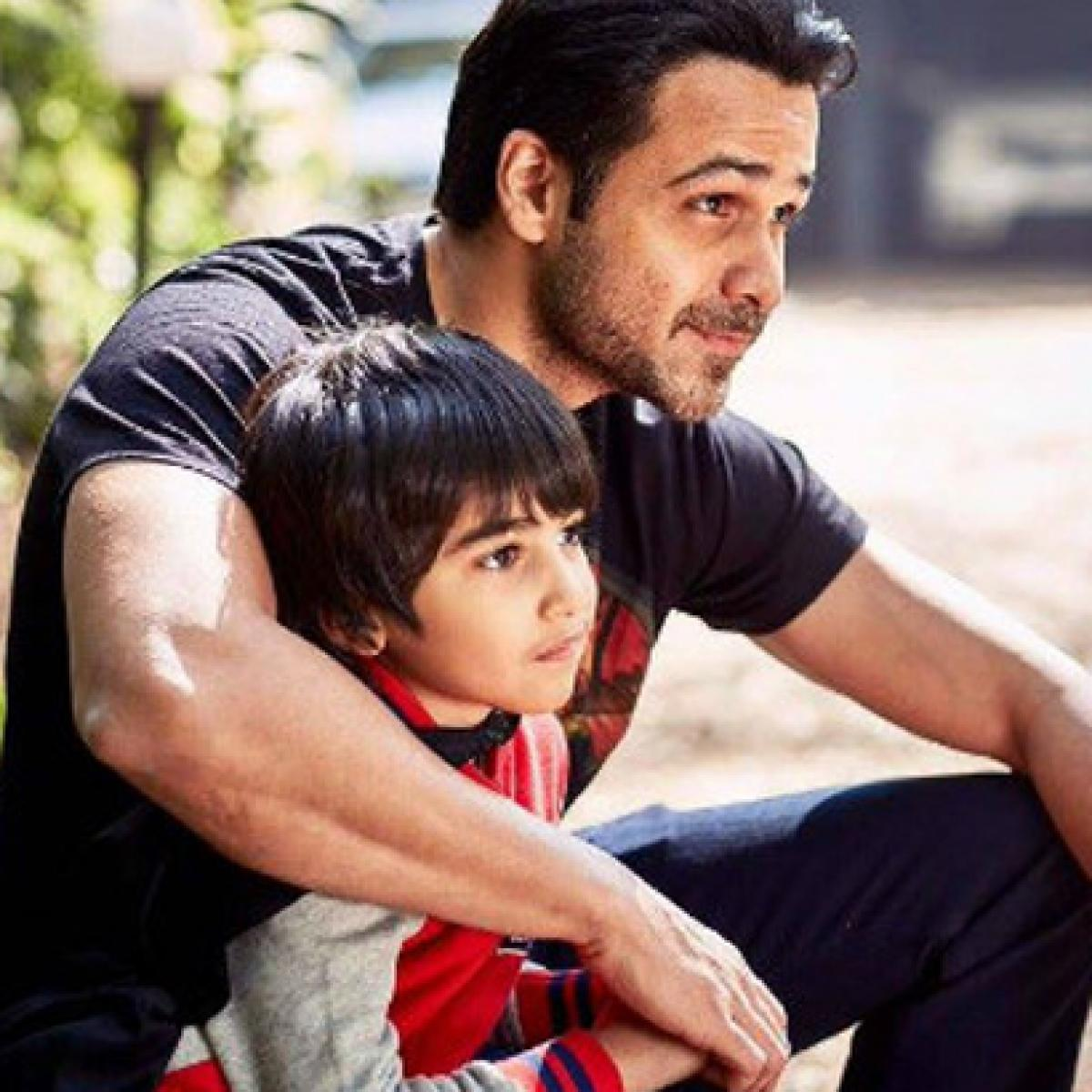 The Kiss of Life: How A Superhero and My Son Defeated Cancer: Emraan Hashmi