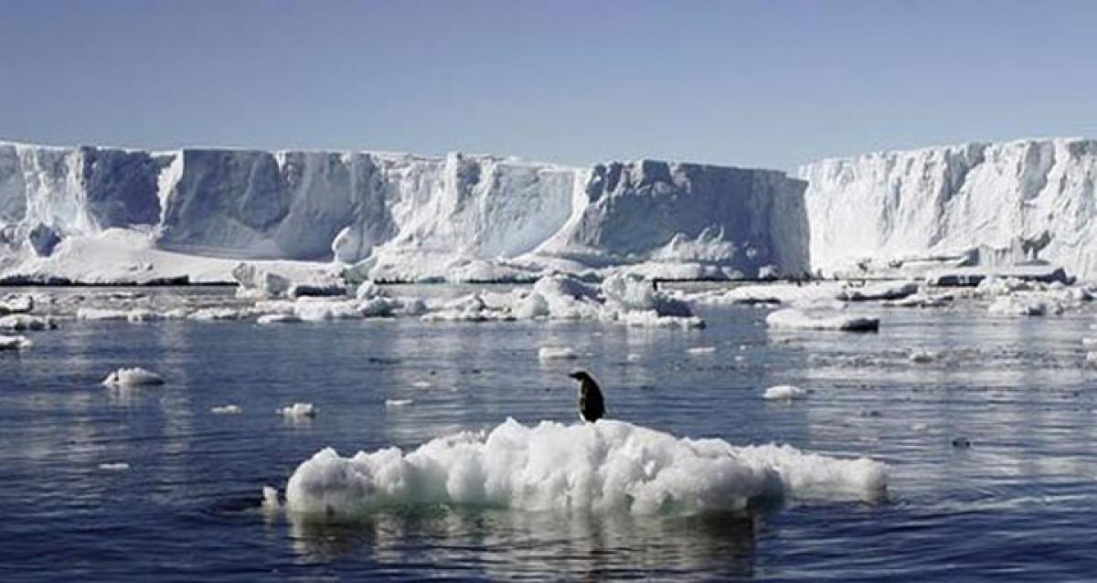 Arctic Ocean to have less ice, more water by 2050s