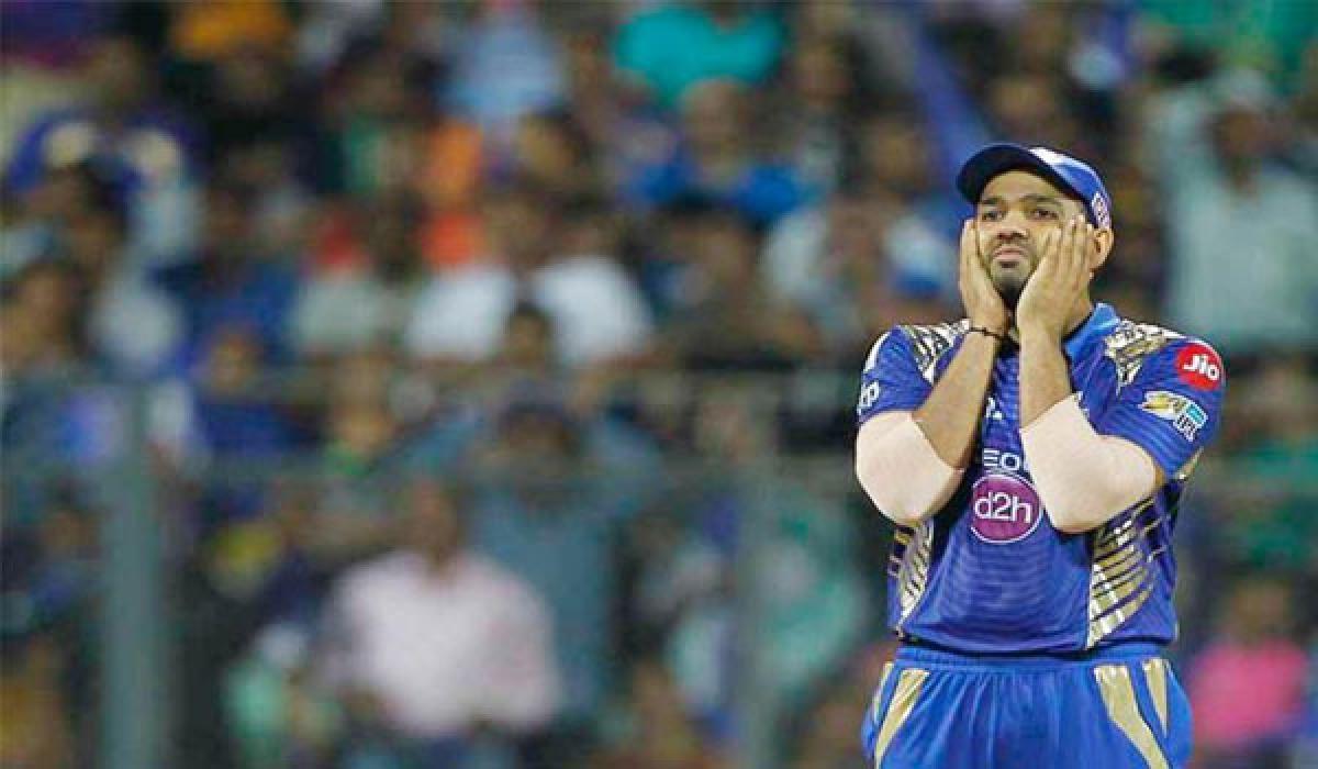 Rohit Sharma did not shout at umpire: Bhajji