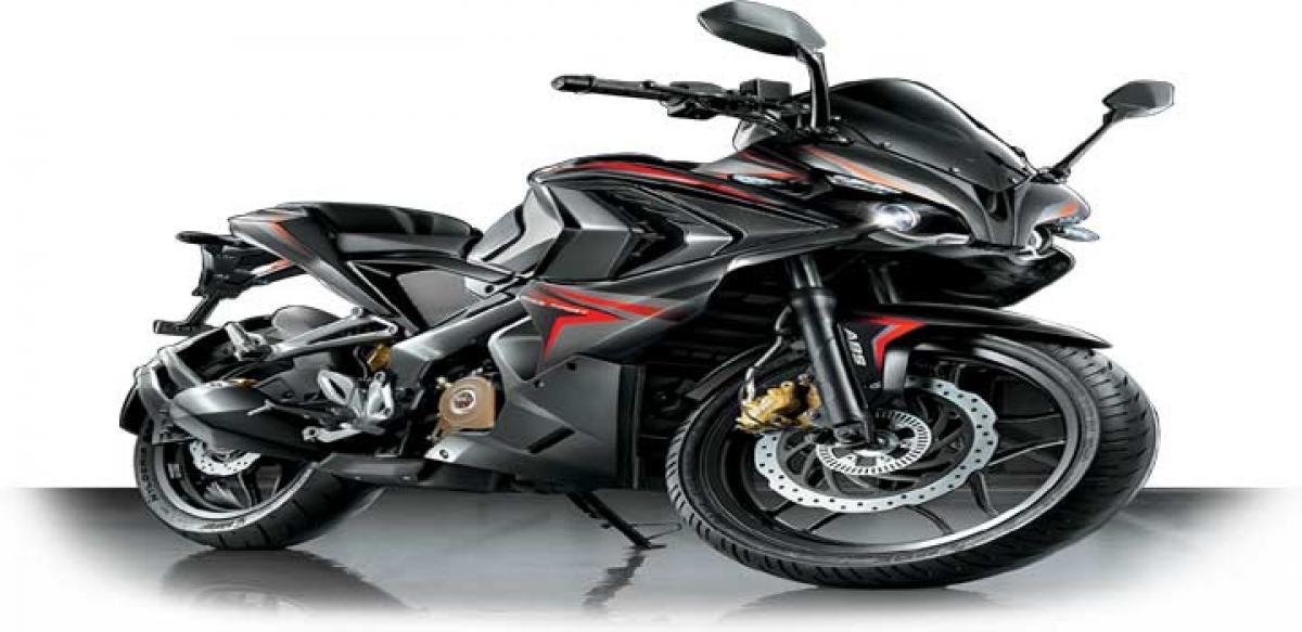Bajaj launches Demon Black edition of Pulsar RS 200
