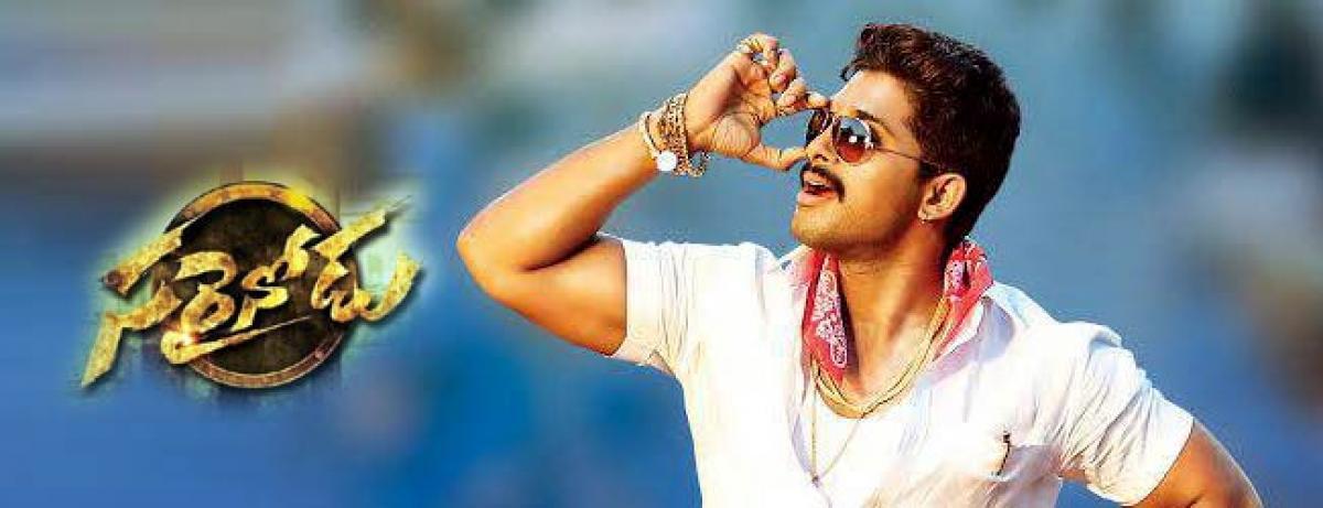 Sarrainodu will have highest screen count in Telangana, AP for Allu Arjun